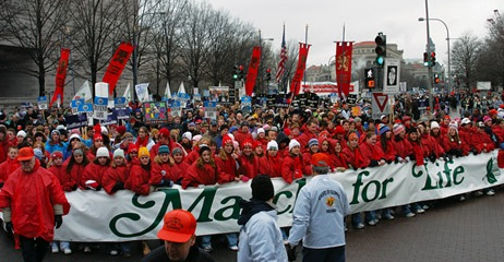 The American TFP, In Defense of the Unborn, March for Life 2006