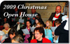 A Christmas Open House Awaiting the Christ Child