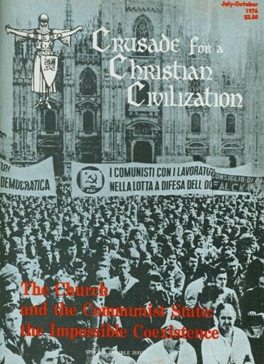 The Church and the Communist State: The Impossible Coexistence
