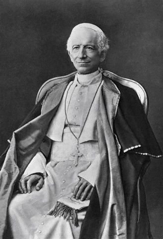 Leo XIII (1877-1903) communism, socialism, nihilism are hideous deformities of the civil society of men and almost its ruin