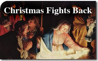 Christmas Fights Back