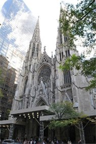 St. Patrick's Cathedral, New York City