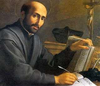Saint Ignatius teaches us to be completely honest when considering our private lives. However comforting or painful this honest vision may be.
