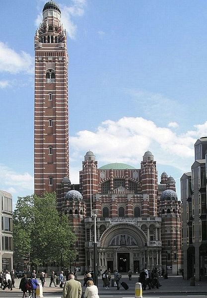 Westminster Cathedral London, England