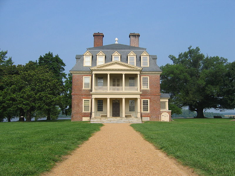 Shirley Plantation - oldest active plantation in Virginia