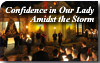 TFP National Conference 2012: Confidence in Our Lady Amidst the Storm