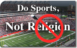 Do Sports, Not Religion - NFL hires blasphemous performer Madonna for 2012 Super Bowl 46