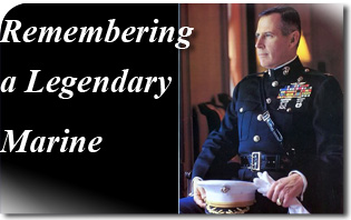 Remembering a Legendary Marine