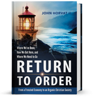 Return to Order - Buy your copy today