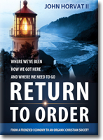 Return to Order book