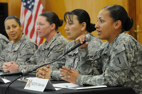 Women in Combat - Why We Should Not Send Our Mothers, Wives and Daughters to Fight Our Wars