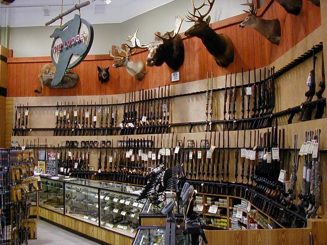 Lodge at Dicks Sporting Goods