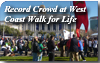 TFP Marches with Record Crowd at West Coast Walk for Life