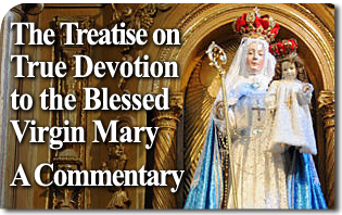 Commentary on the Treatise on True Devotion to the Blessed Virgin Mary