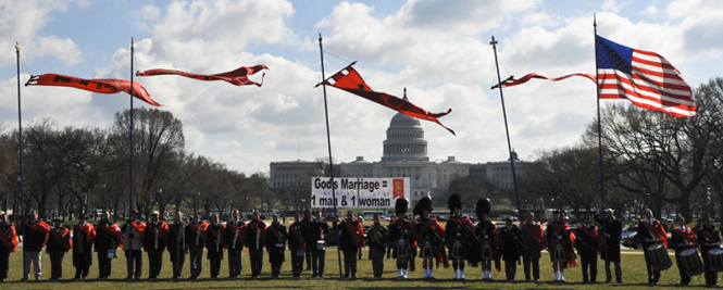 "March_for_Marriage In Legalizing Same-Sex ""Marriage"" U.S. Supreme Court Rejects Natural Law and Provokes God's Wrath"