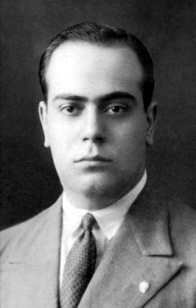 Plinio Corrêa de Oliveira at 24 years was the youngest elected Congressman in Brazilian history