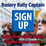 Sign Up to Become a Rosary Rally Captain