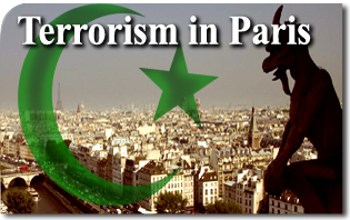 Terrorism in Paris - Satanic Islamic Hatred and Apostate Christian Satanic Worship