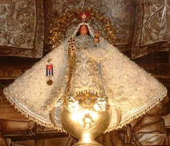 Virgin of Charity of Cobre, patroness of Cuba