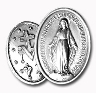 The Miraculous Medal of Our Lady of Graces