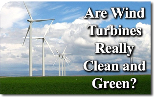 Are Wind Turbines Really Clean and Green?