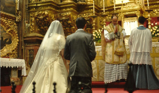 Sacrament of Matrimony, Traditional Marriage, Catholic Wedding