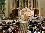 The American TFP Participates in a Historic Latin Mass