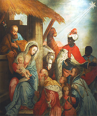 Christ in Christmas, Gathered &#39;round the Manger