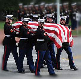 Farewell to a Legend Colonel John W. Ripley, USMC