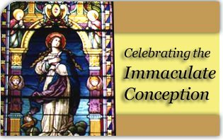 frontpage105 The Immaculate Conception: A Marvelous Theme