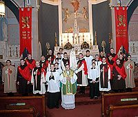 TFP National Conference Mass