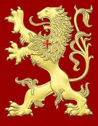 The TFP's Rampant Lion