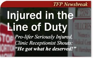 Injured in the Line of Duty
