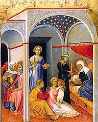 Our Lady's Birth and the Triumph of Her Reign