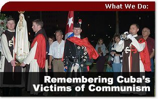 Remembering Cuba's Victims of Communism