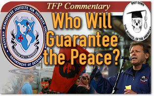 Who Will Guarantee the Peace?
