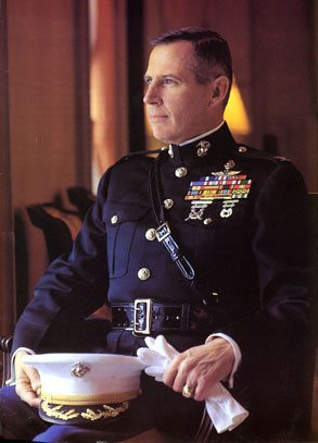 Tribute to an American Knight - Colonel John W. Ripley, USMC