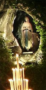 Our Lady in Lourdes, the Immaculate Conception - A First Milestone in the Rise of the Counter-Revolution