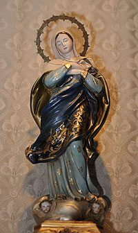 The Immaculate Conception A First Milestone in the Rise of the Counter-Revolution