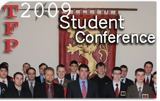 TFP March for Life Student Conference a Success