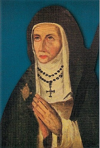 Painting of Mother Mariana of Jesus Torres Found
