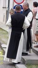 2010_Cistercians_wearing_a_scapular Ever Wonder About the Origins of Our Lady of Mount Carmel