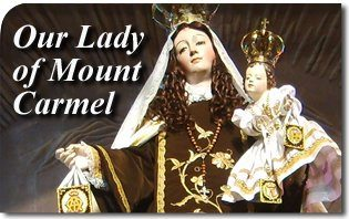 2011_Our_Lady_of_Mount_Carmel Ever Wonder About the Origins of Our Lady of Mount Carmel