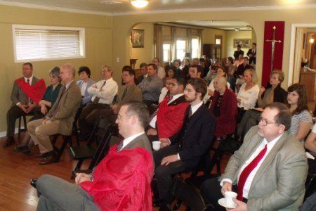 Nearly seventy TFP friends and supporters gathered in Lafayette, La. for the annual regional conference.