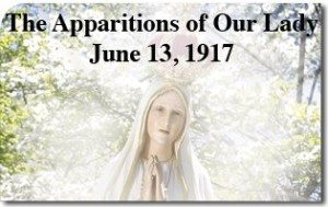 Why the Fatima Centennial Is So Important