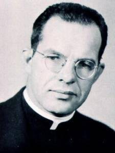 Fr. Aloysius Paul McGonigal, a Chaplain of the U.S. Army holding the rank of Major