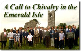 A Call to Chivalry in the Emerald Isle