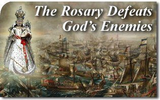 The Rosary Defeats God's Enemies