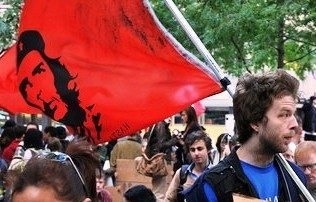 Communist terrorist Che is celebrated at OWT