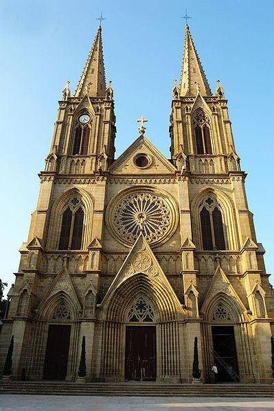 Cathedral of the Sacred Heart, Guangzhou, South China